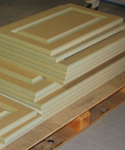 Doors To Size Plain Mdf