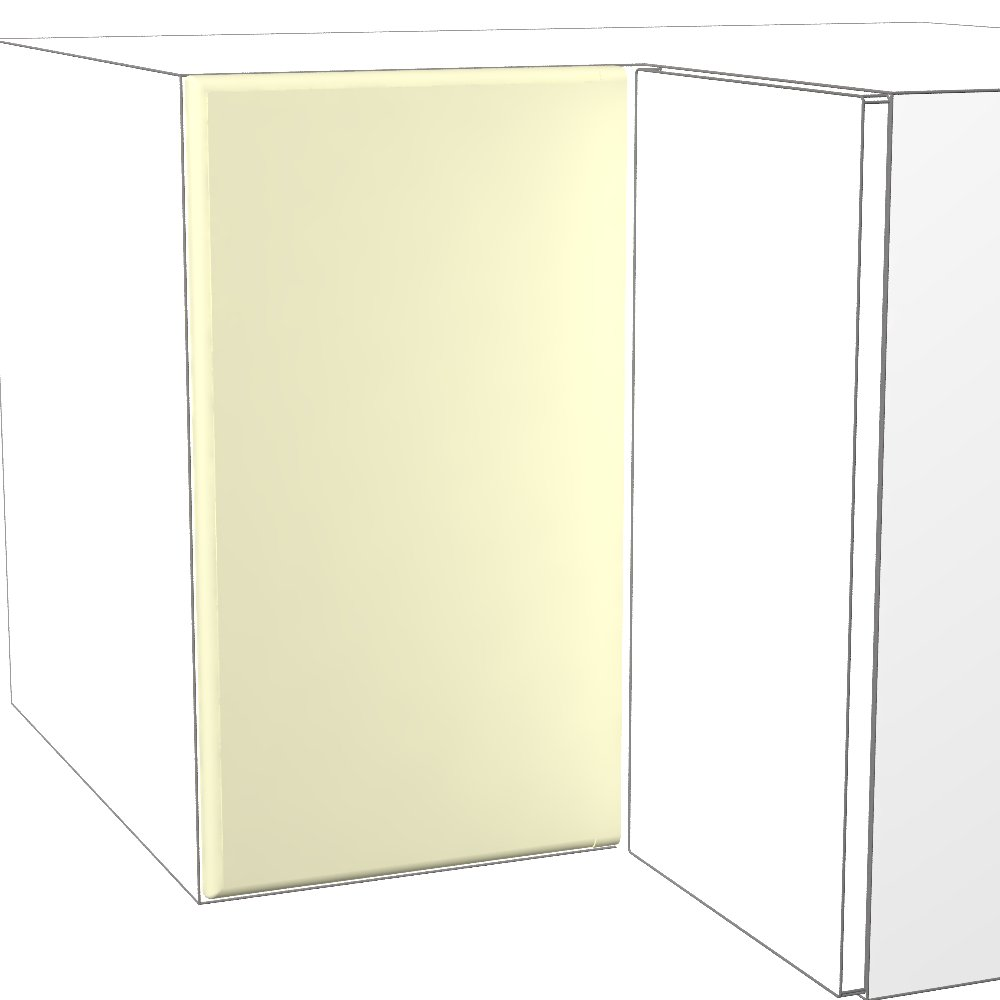 Doors To Size Stepped 10mm Rounded