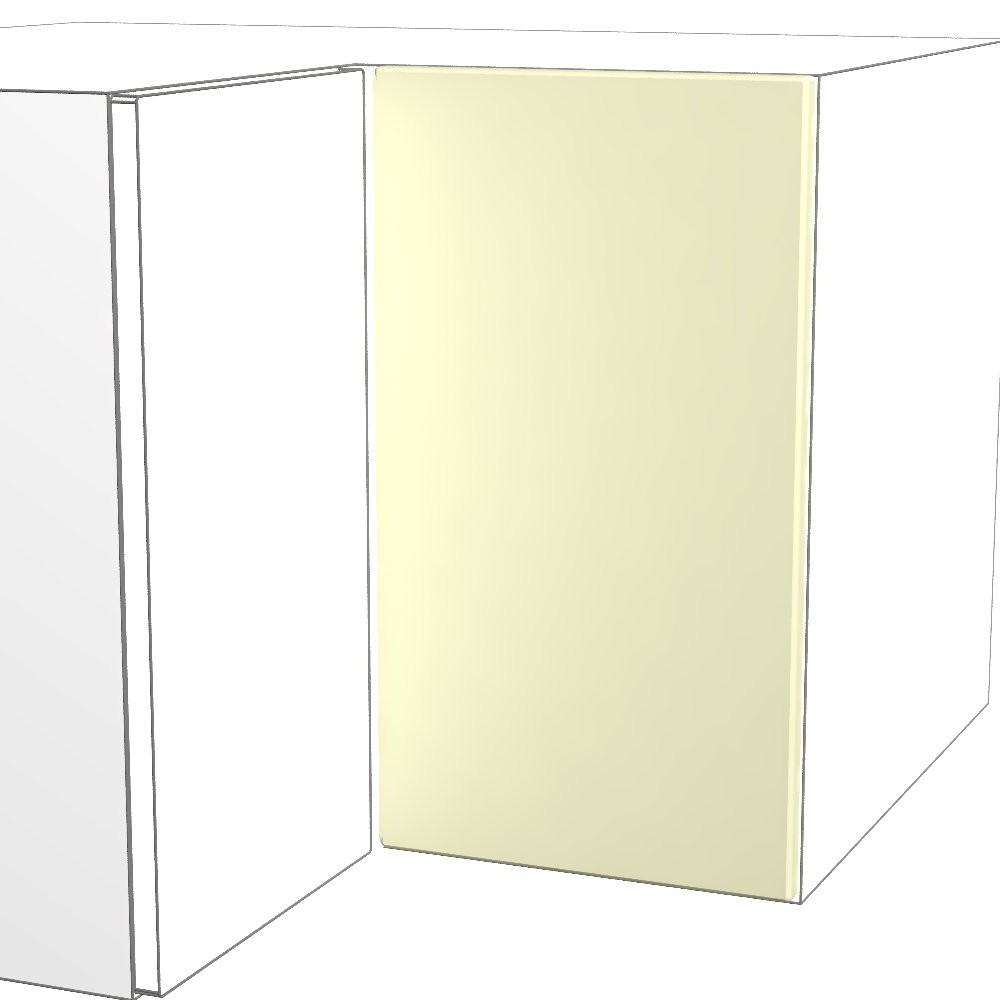 Doors To Size Plain Rounded Edge 6mm