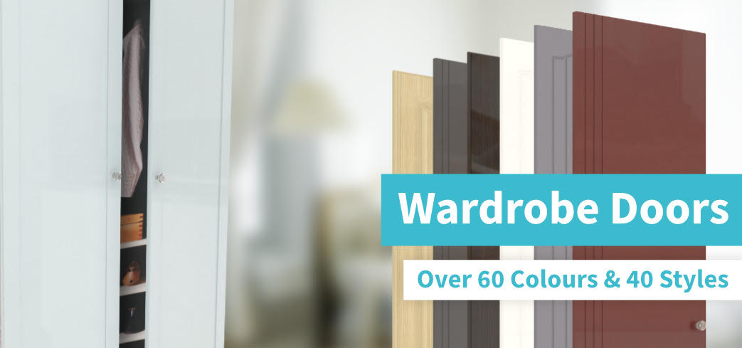 Wardrobe Doors, Replacement Wardrobe Doors, Fitted
