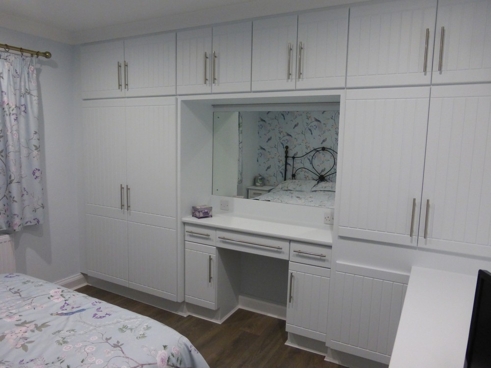 Bedroom Wardrobe Design With Mirror