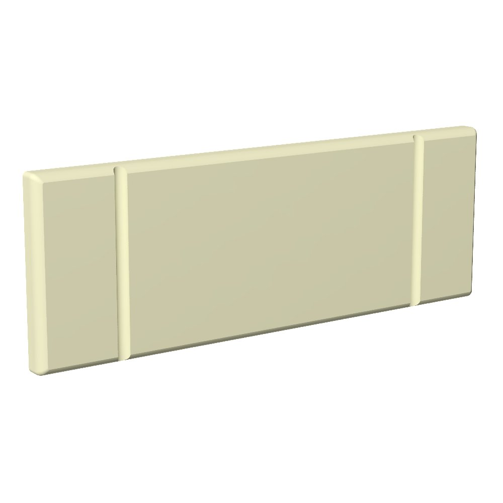 Doors To Size Drawer Front Grooved