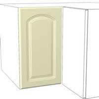 Corner door for corner cabinets style Lorna