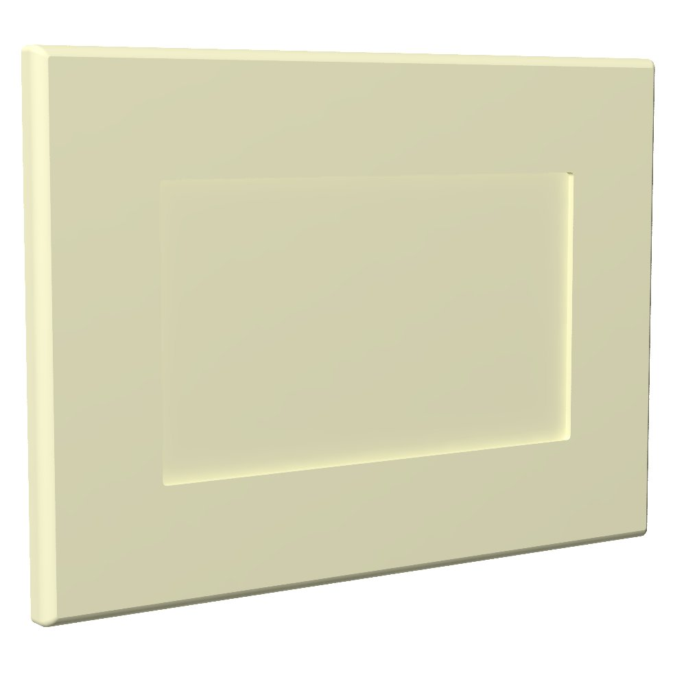 Doors To Size Shaker Plain 10mm Rounded