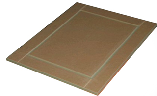 MDF doors and MDF Panels ideal for painting