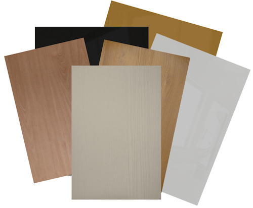 Vinyl to match our Doors and Panels