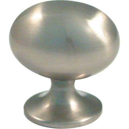 Oval Cupboard knob