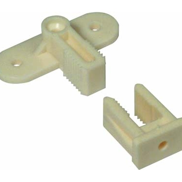 Permafix block, screw